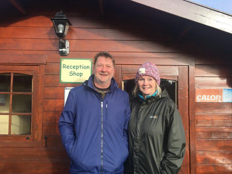 Rob and Karen